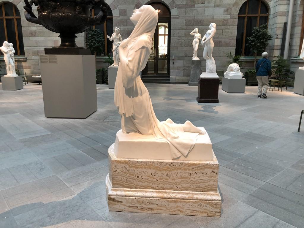 Unknown Statue by loweygrace