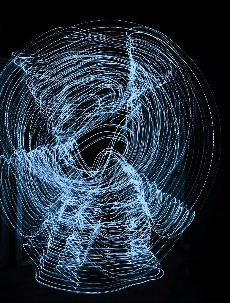 Neon Angel by joysabin