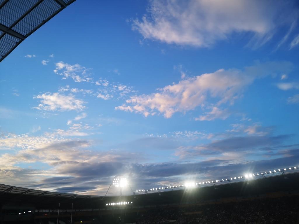 Interesting Sky  by plainjaneandnononsense
