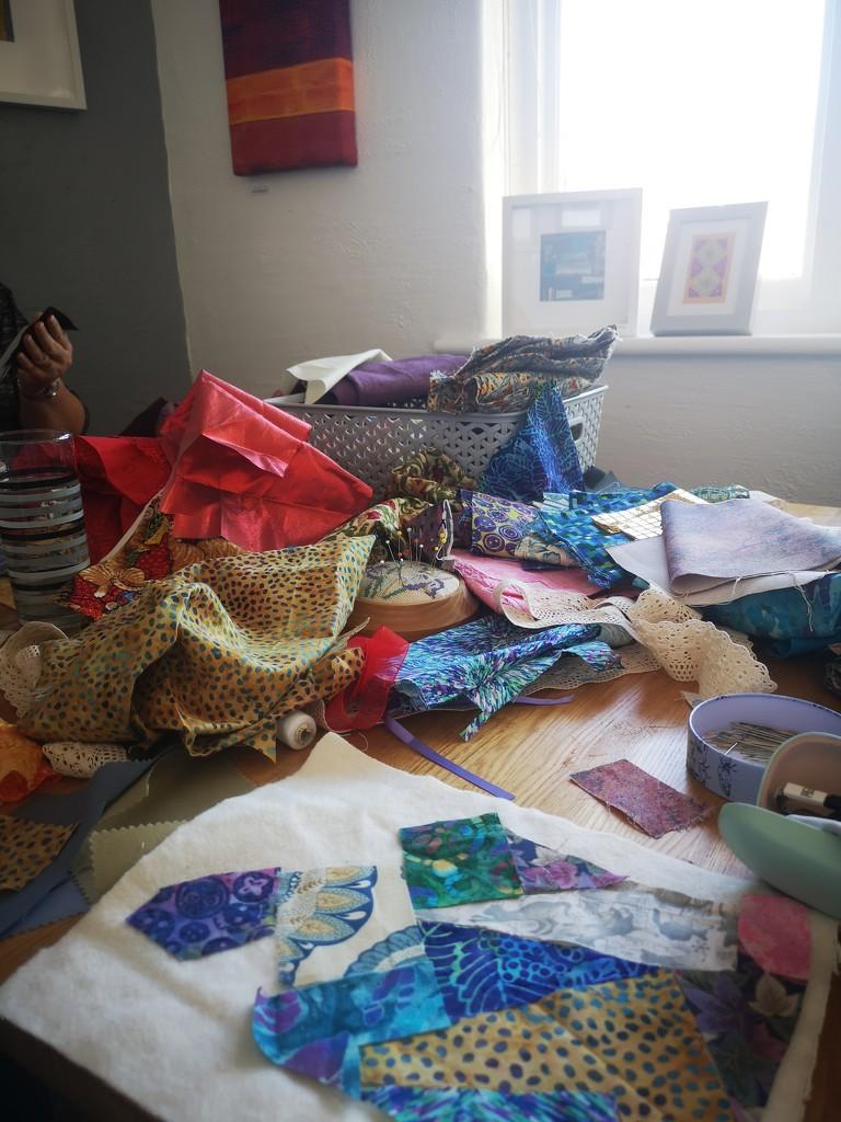 Craft Workshop  by plainjaneandnononsense