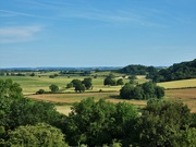 11th Jul 2019 - View from Green Down