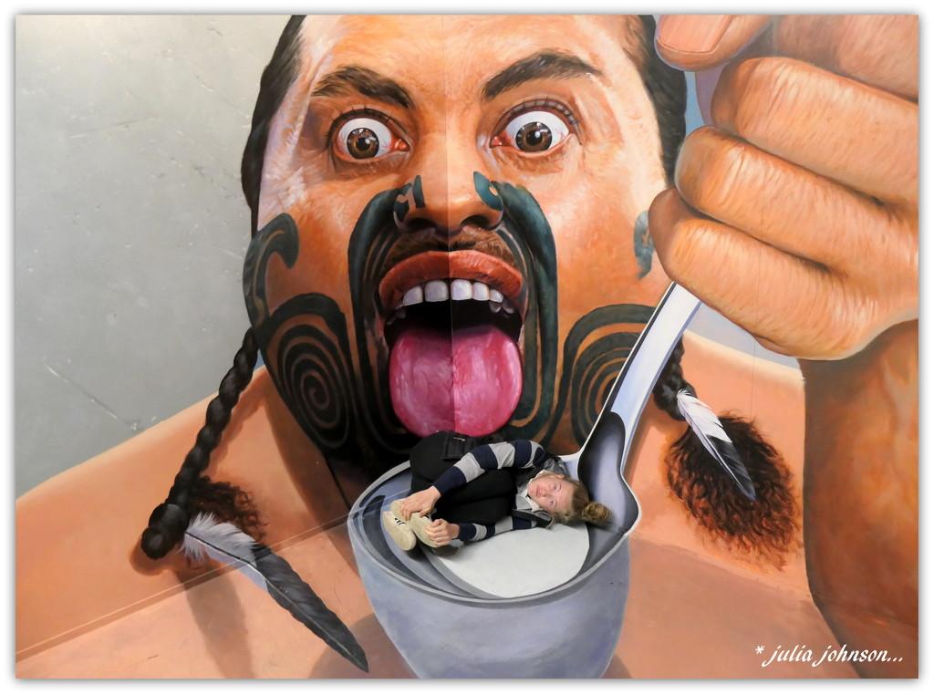 Pakeha Soup... by julzmaioro