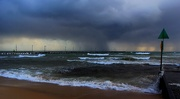 13th Jul 2019 - Caught by the storm