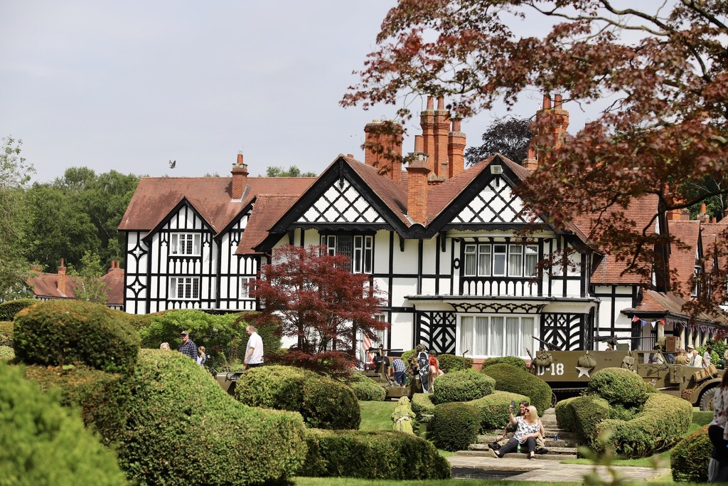 The Petwood Hotel by carole_sandford