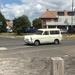 Ford Anglia Van With Windows