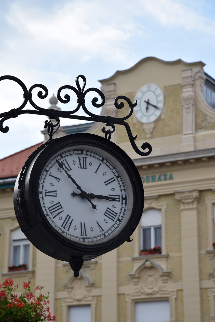 Exact time? :-) by kork