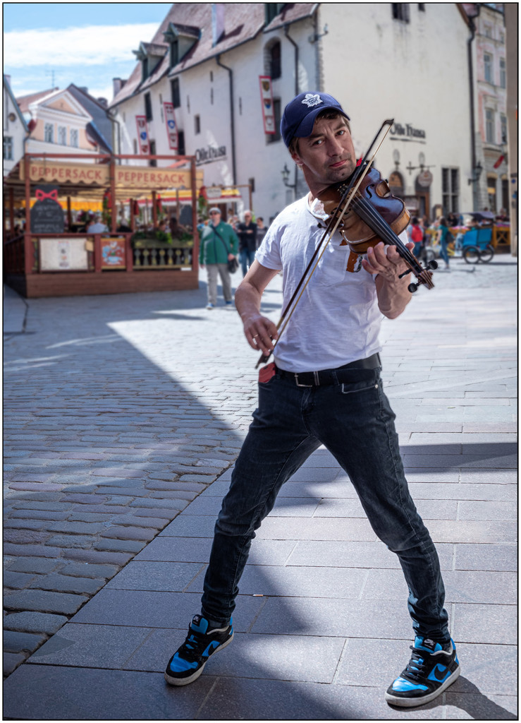 The Tallinn Fiddler by ellida