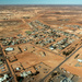 Coober Pedy from the air