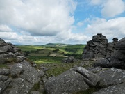 14th Jul 2019 - View from Hound Tor
