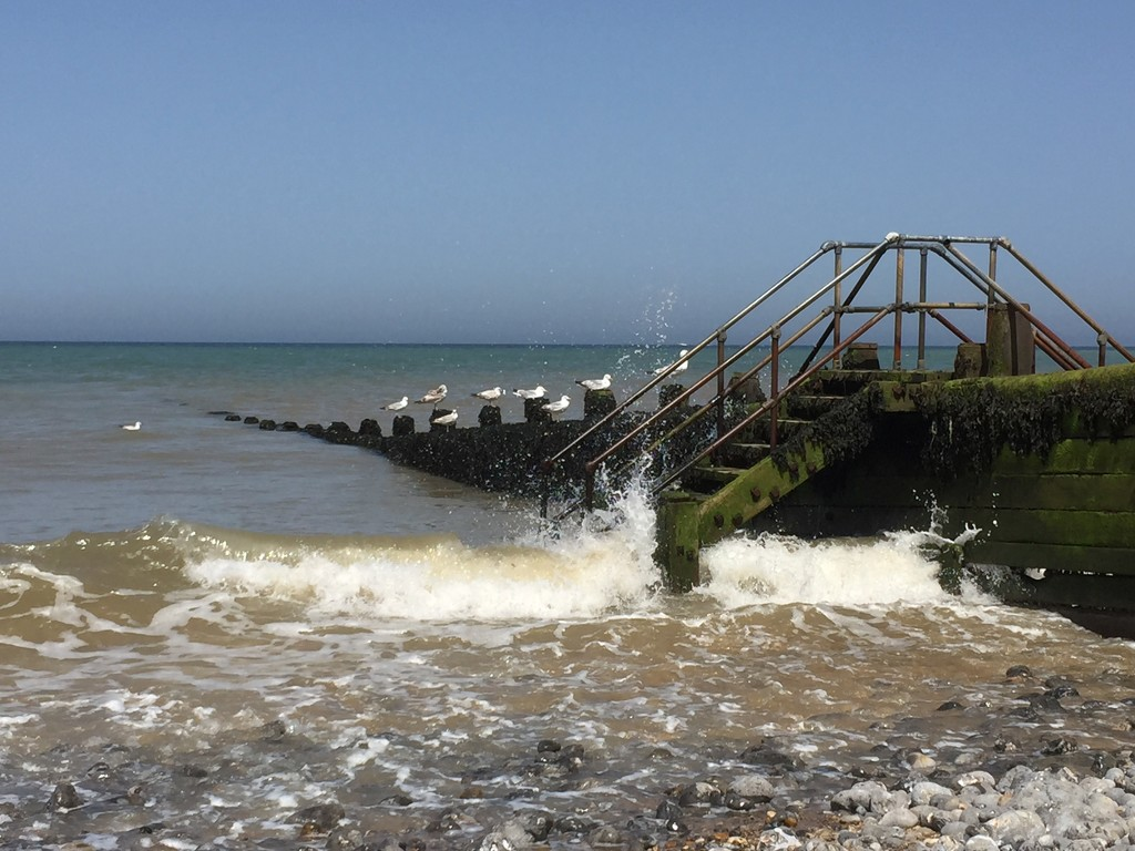 Incoming Tide by daffodill