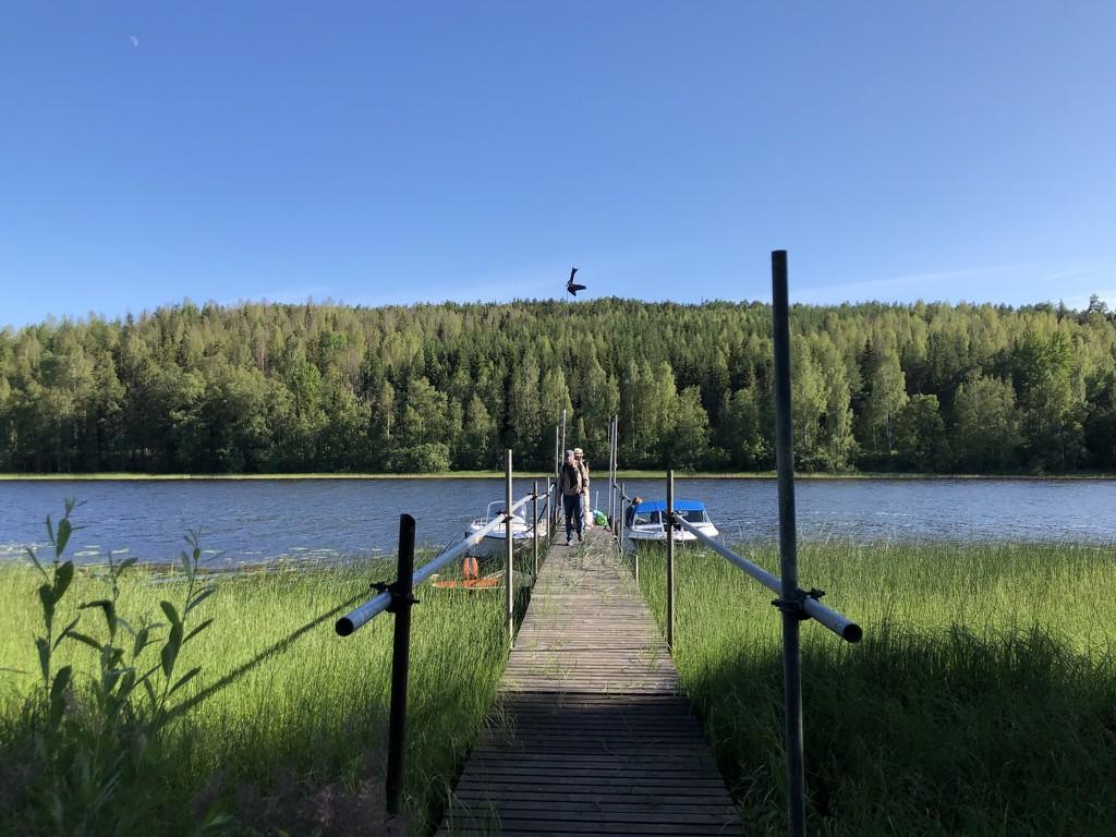 Boat ride in Sweden by loweygrace