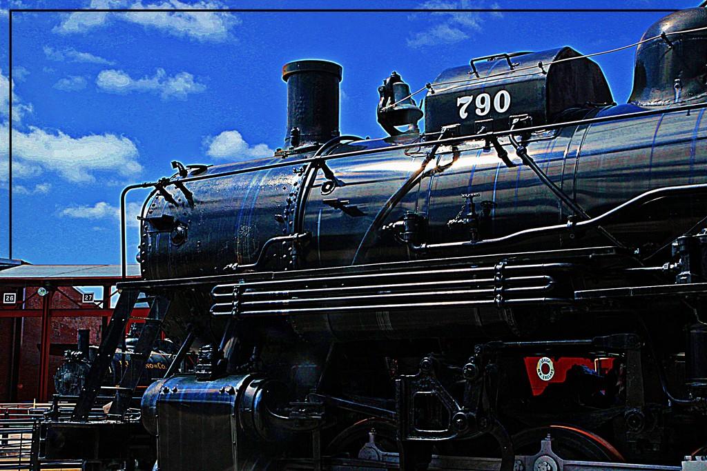 Engine 790 by olivetreeann