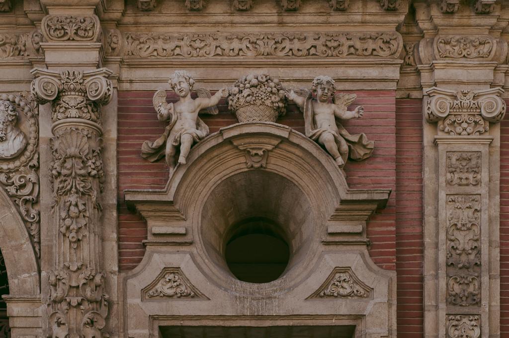 Iglesia de los Franceses Framed by brigette