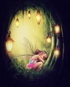 16th Jul 2019 - Sleepy Fairy