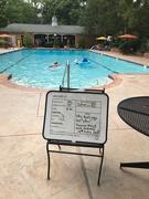 17th Jul 2019 - A Little Pool Humor