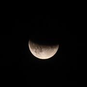 16th Jul 2019 - Partial Lunar Eclipse