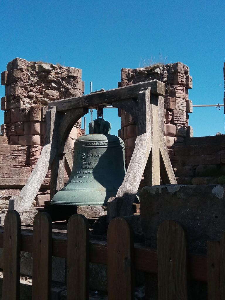 The Bell , inside Bamburgh castle by ilovelenses