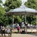 Bandstand , Victoria Park , Ilkeston