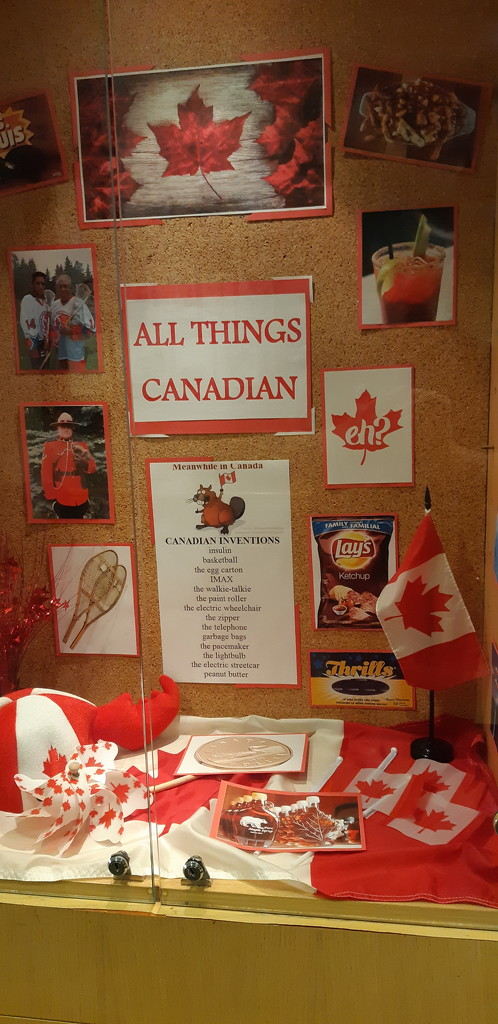 All Things Canadian by bkbinthecity