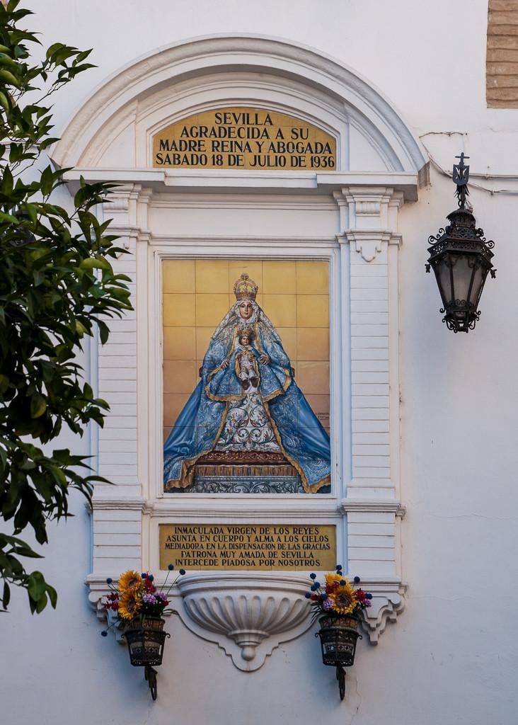 Seville framed  by brigette