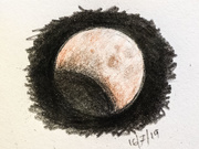 16th Jul 2019 - Lunar Eclipse