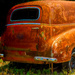 Rusty yes... but the  chrome is nice by samae