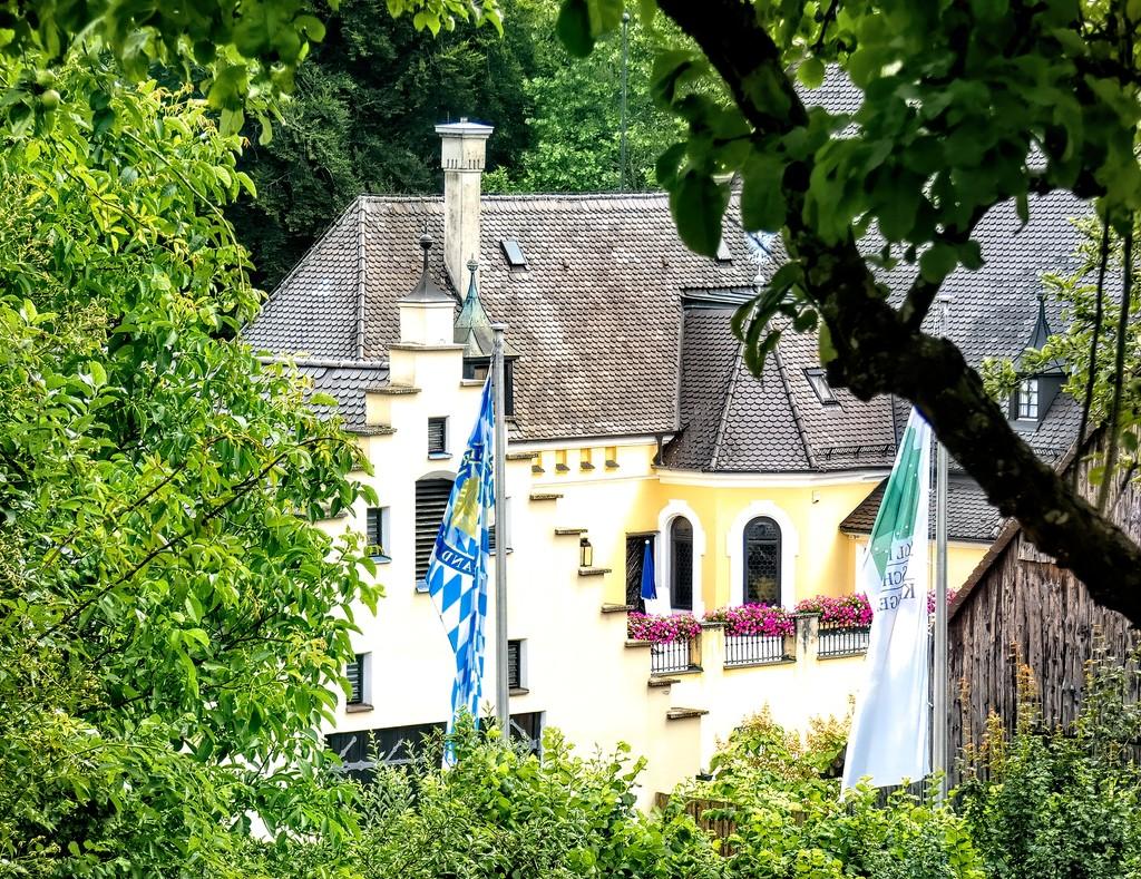 Schloss Klingenburg  by ludwigsdiana