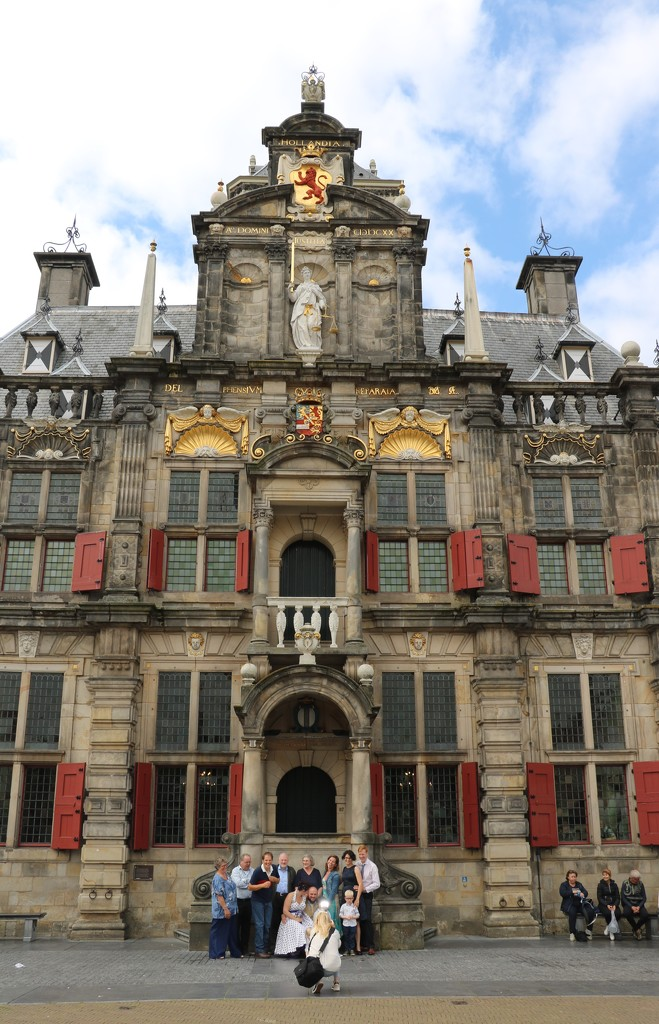 Getting married at the mayor's office in Delft by momamo