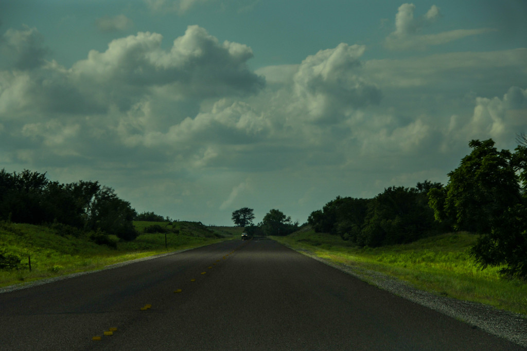 Driving in the Twilight Zone by kareenking