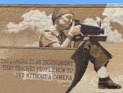 17th Jul 2019 - Mural in our hometown