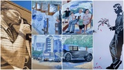 20th Jul 2019 - Roseville Murals