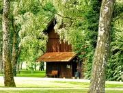 21st Jul 2019 - An old barn on the golf course