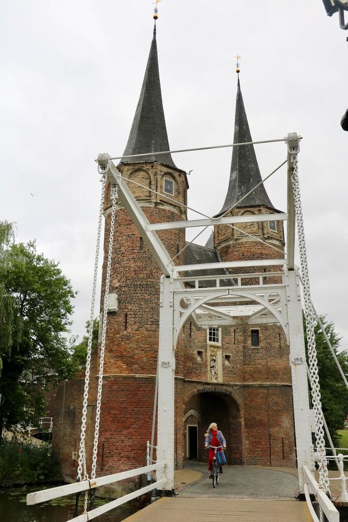Oostpoort, Delft by momamo