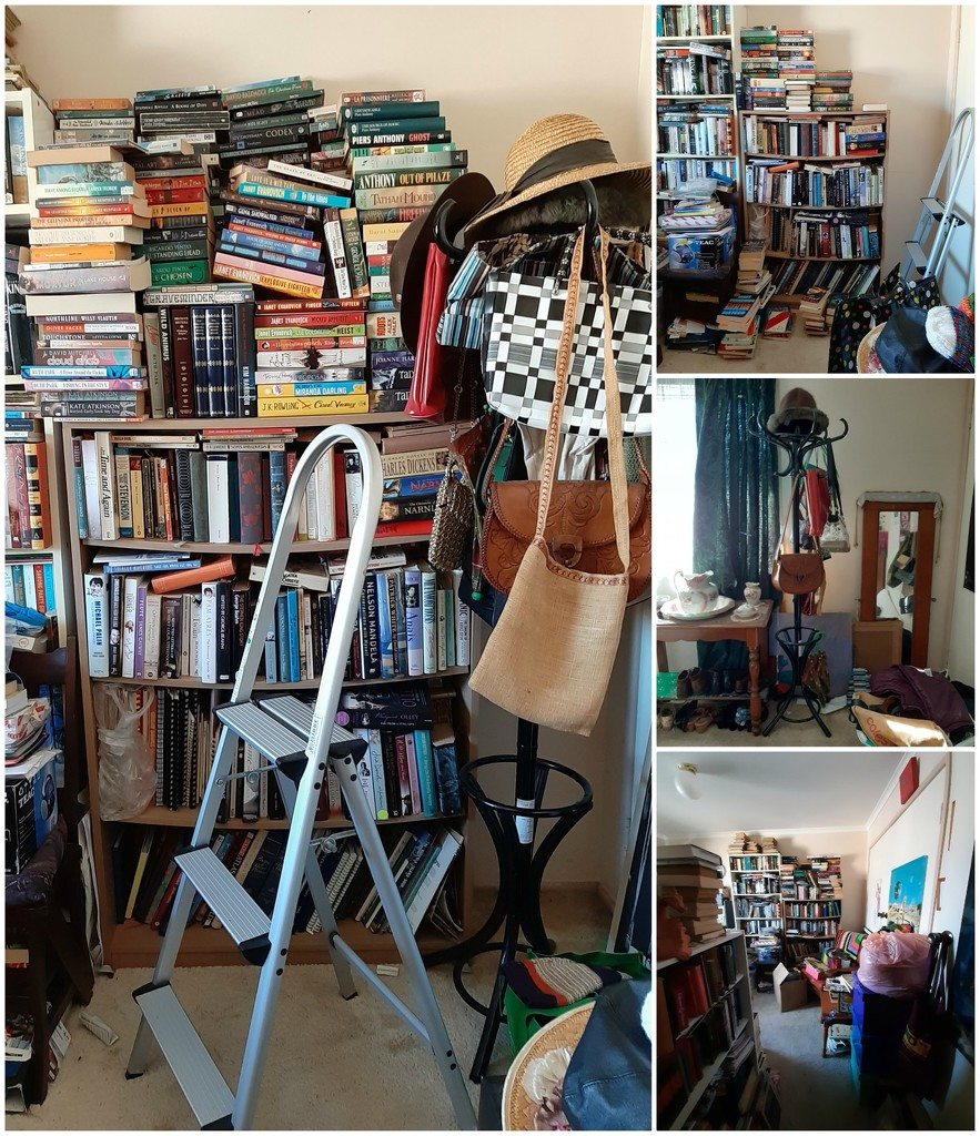 Big Book Clean-out by mozette