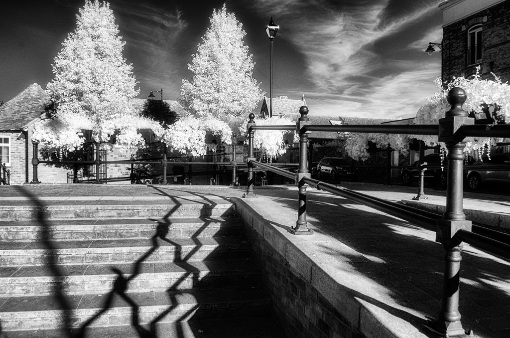 Steps and Shadows by fbailey