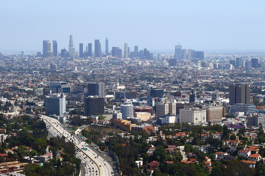 Los Angeles by blueberry1222