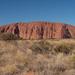 Uluru by golftragic