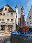 24th Jul 2019 - Burgau fountain
