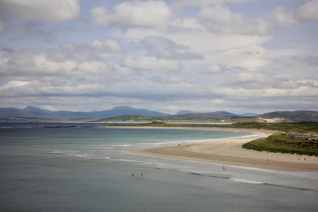 The Beach at Portnoo by jamibann