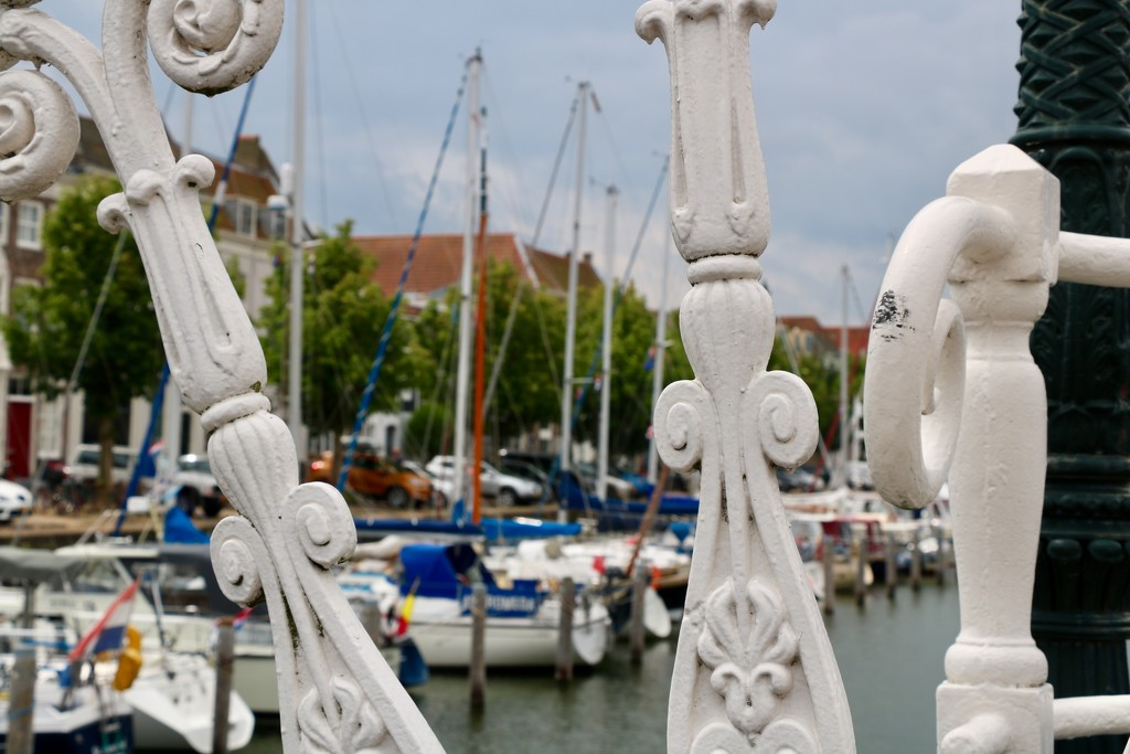 The harbour of Middelburg by momamo