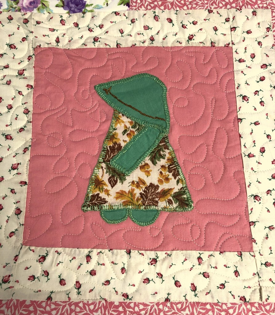 Quilted girls by homeschoolmom