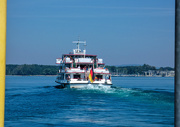 25th Jul 2019 - One of the many Ferries on Lake Constance