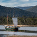 Yukon on Huon River, Tasmania by gosia