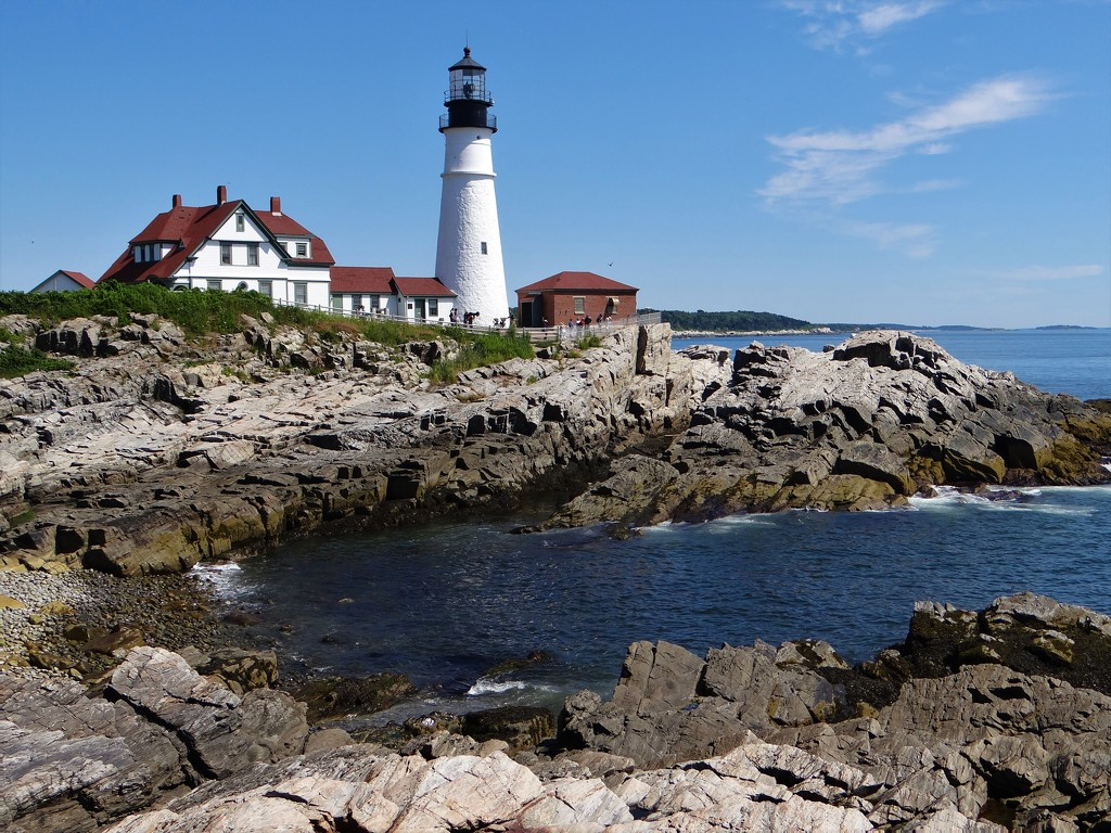 Portland Head Light by brillomick