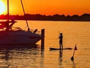 26th Jul 2019 - Sunset on Lake Constance