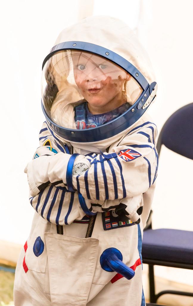 Be an Astronaut by dorsethelen