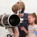 Look Through a Telescope