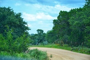 27th Jul 2019 - A Hill Country Road