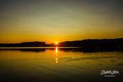 27th Jul 2019 - Sunset on Svorksjøen
