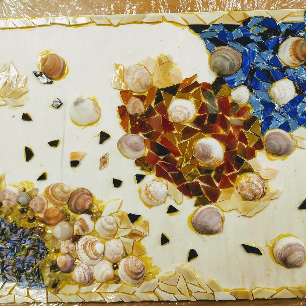 Mosaic Progress by shilohmom